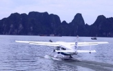 Vietnam Seaplane tours to visit Halong bay, Con Dao or Phu Quoc...