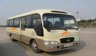 Bus transfer package Hanoi to Cat Ba