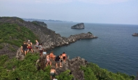 2 Days 1 Night Hanoi - Lan Ha Bay - Cat Ba Rocky Beach Hostel