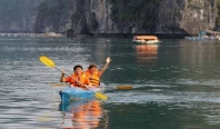 Daily tours to visit Catba islands, Lan Ha bay, Halong bay...