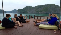 2 Days 1 Night Lan Ha Bay tour, Sleep at Monkey Island Resort